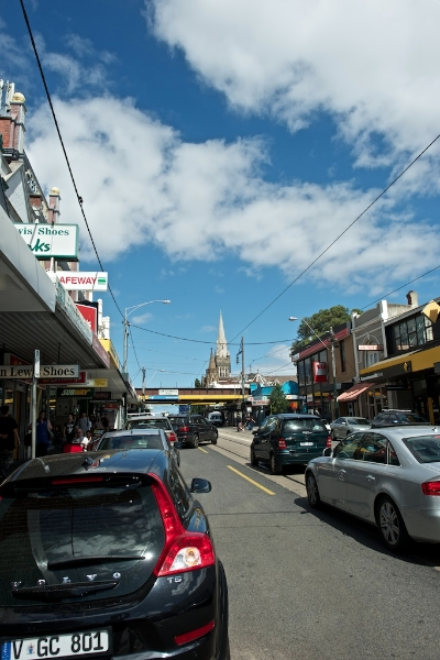 Glenferrie Road Hawthorn - Suburb Review