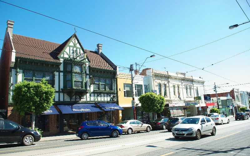 South Yarra Hawksburn Village