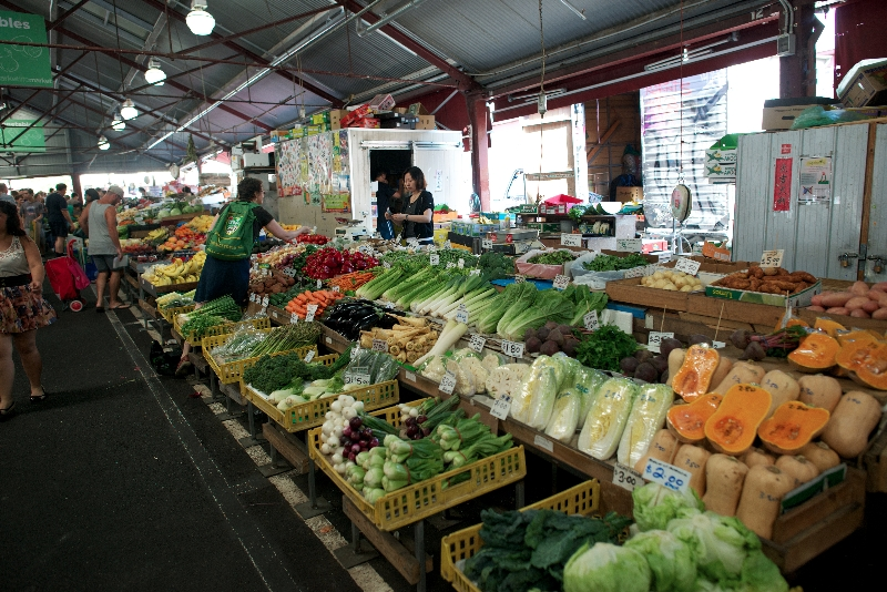 Melbourne Queen Victoria Market Review